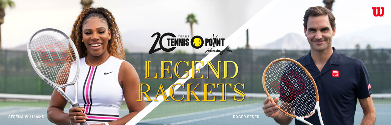 Legend Rackets Roger