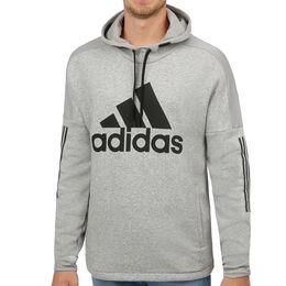 Sport ID Logo Pullover Hoodie Fleece Men