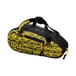MINIONS MINI BAG black/yellow