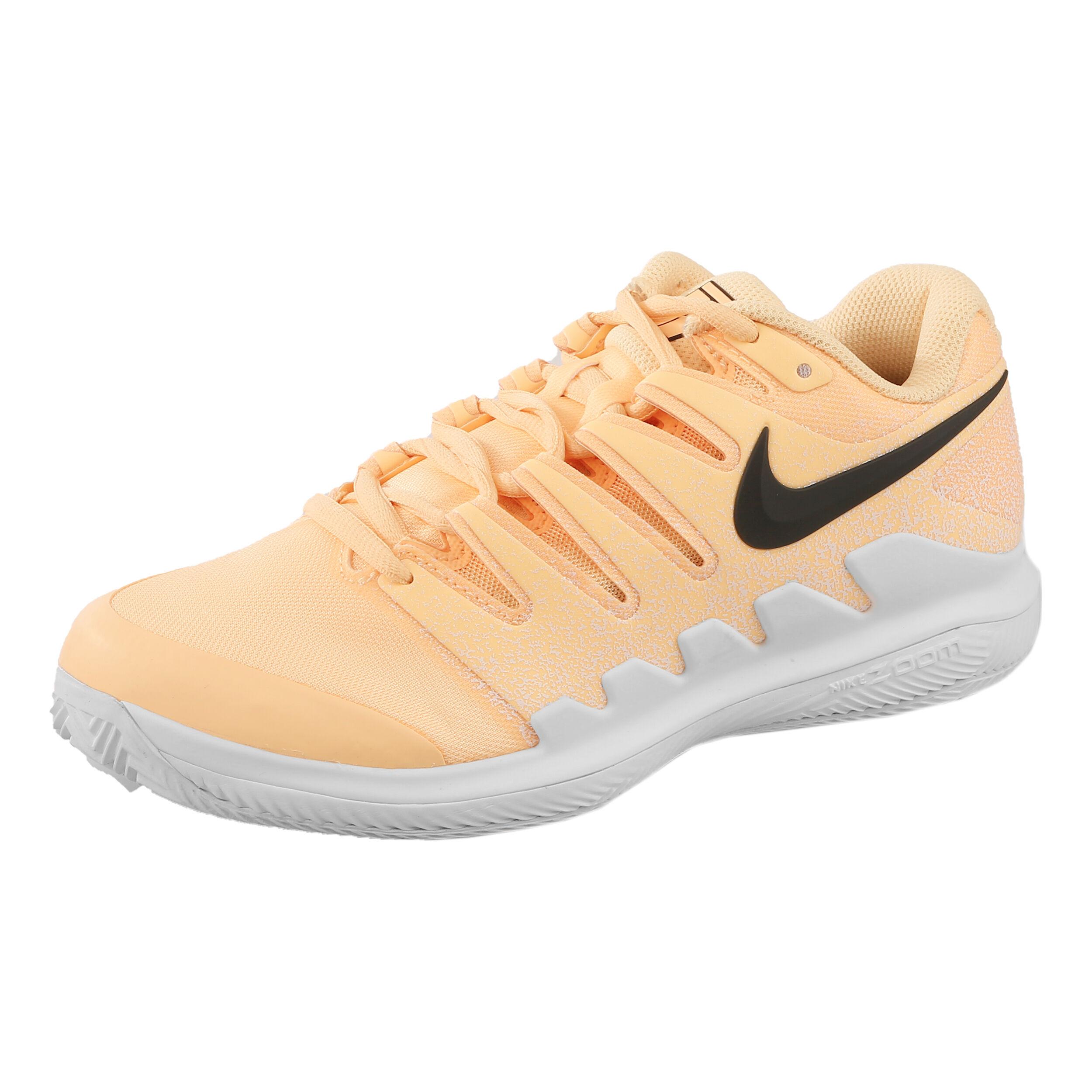 Nike Air Zoom Vapor X Clay Sandplatzschuh Damen Apricot, Weiß