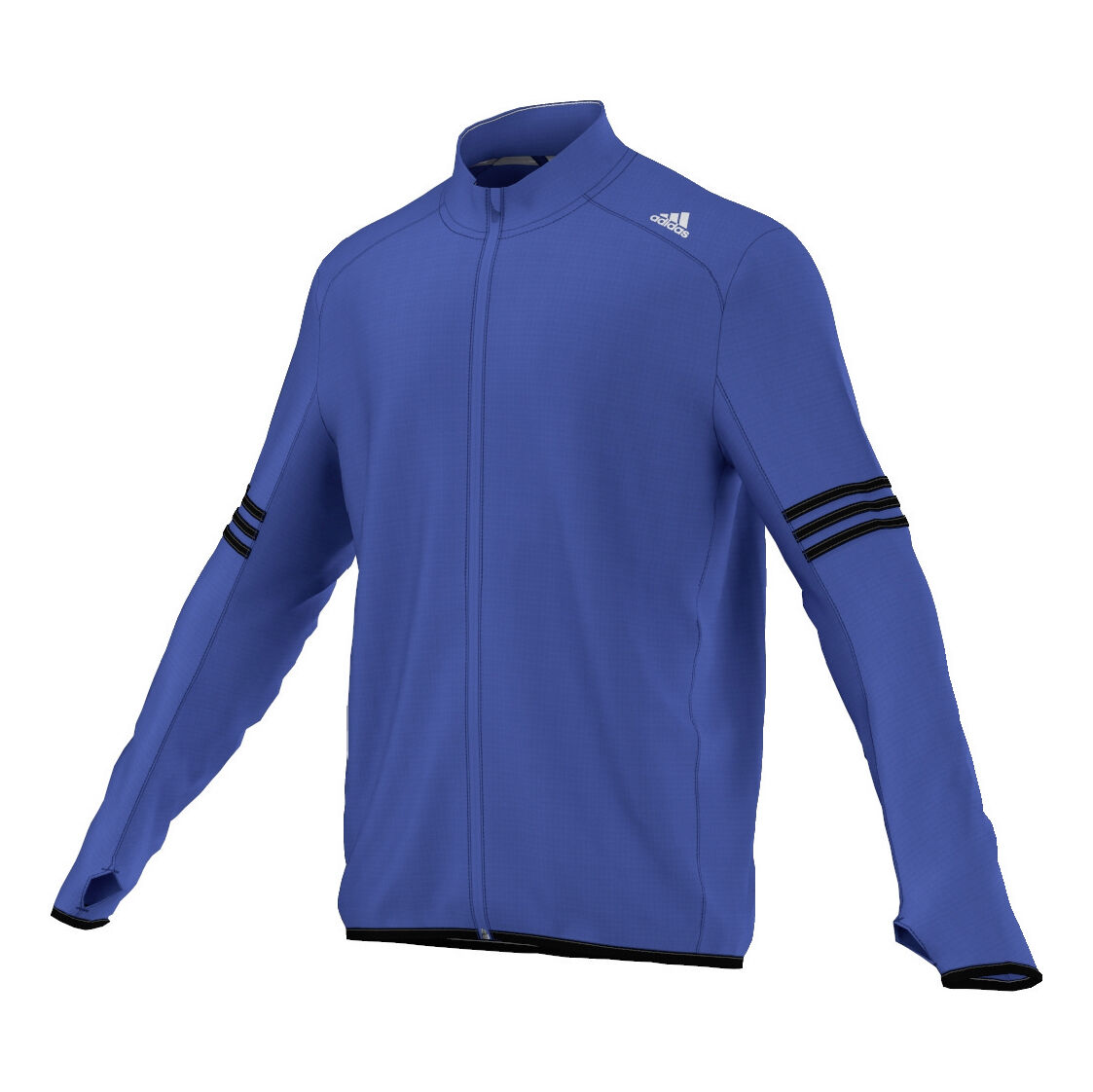 adidas Response Wind Jacket Trainingsjacke Herren Blau