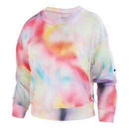Techno Ombre Net Longsleeve Pullover
