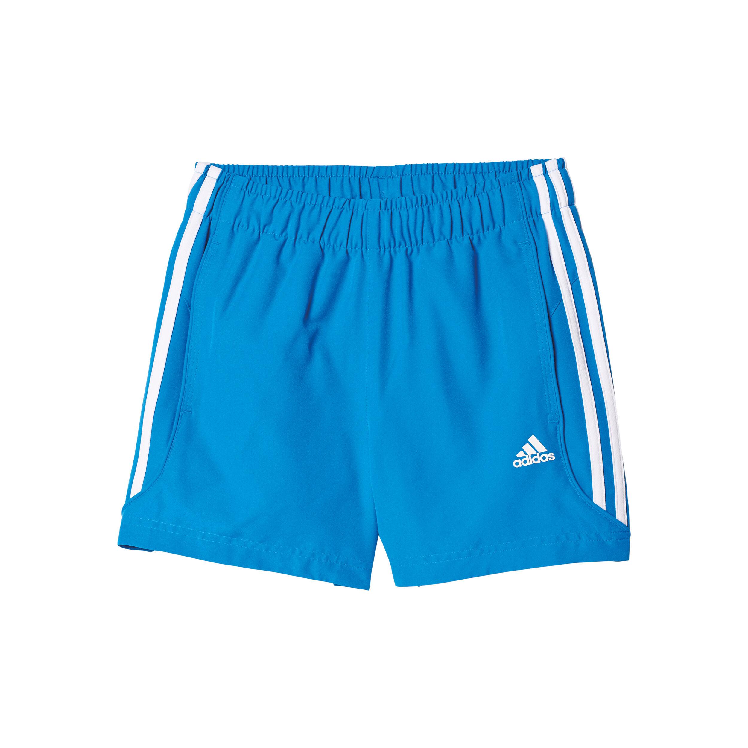 adidas Essentials 3 Stripes Chelsa Shorts Jungen Blau