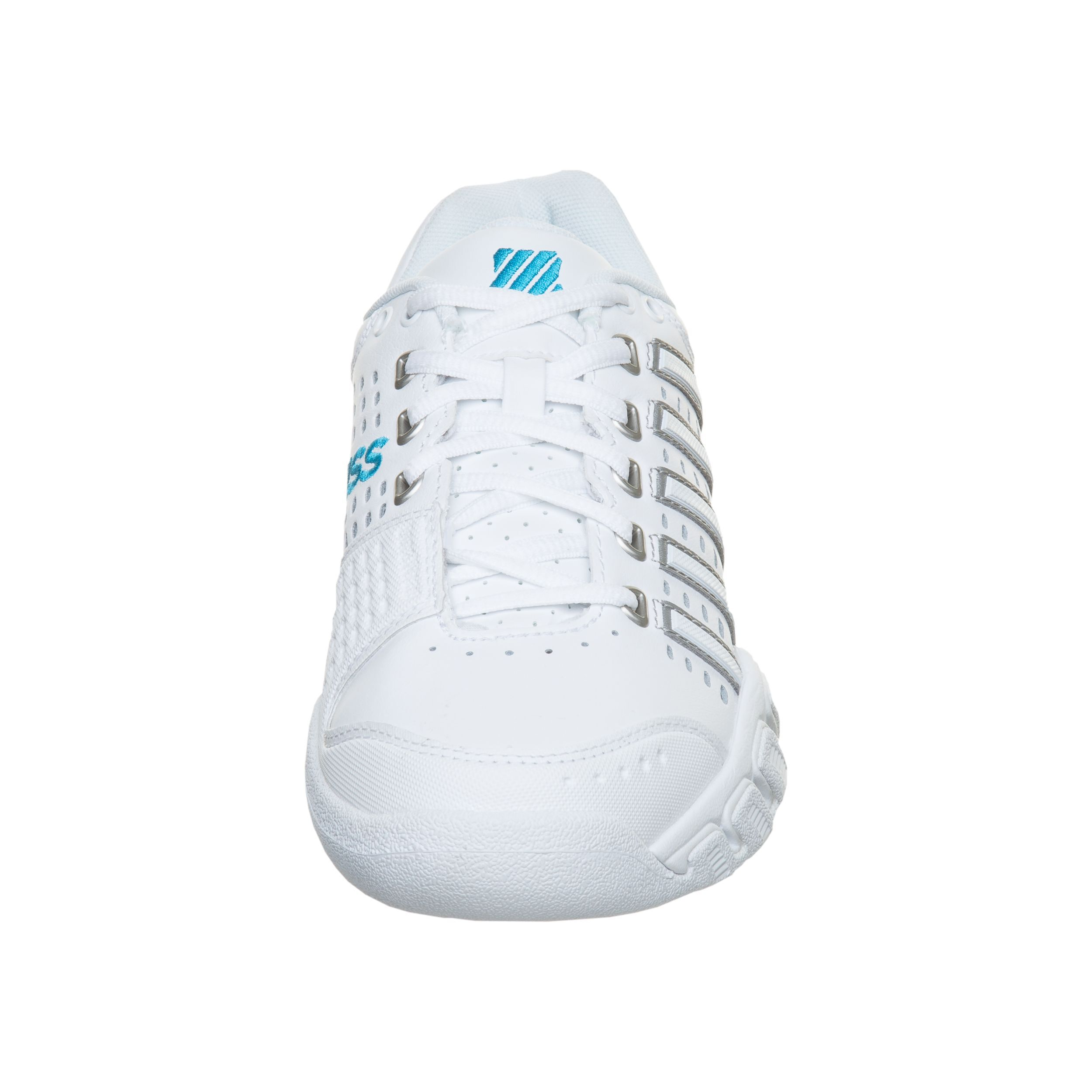 K Swiss Big Shot Light LTR Carpet Teppichschuh Damen Weiß