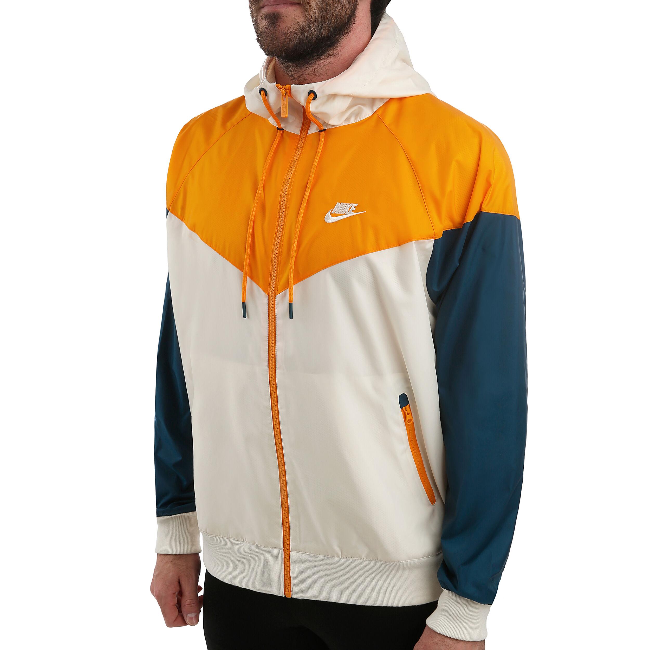 Nike Sportswear Windrunner Trainingsjacke Herren Creme