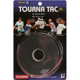 Tourna Tac schwarz 10er