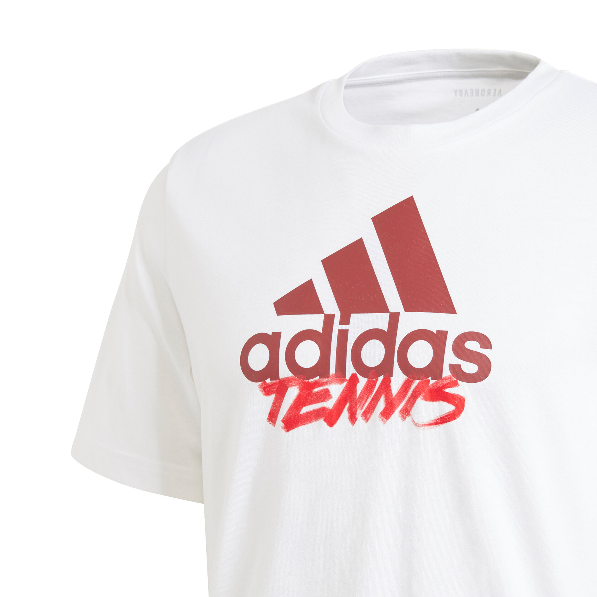 adidas Adi International Tee, T Shirt, Herren Weiss