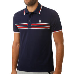 Stripe Colour Polo Men