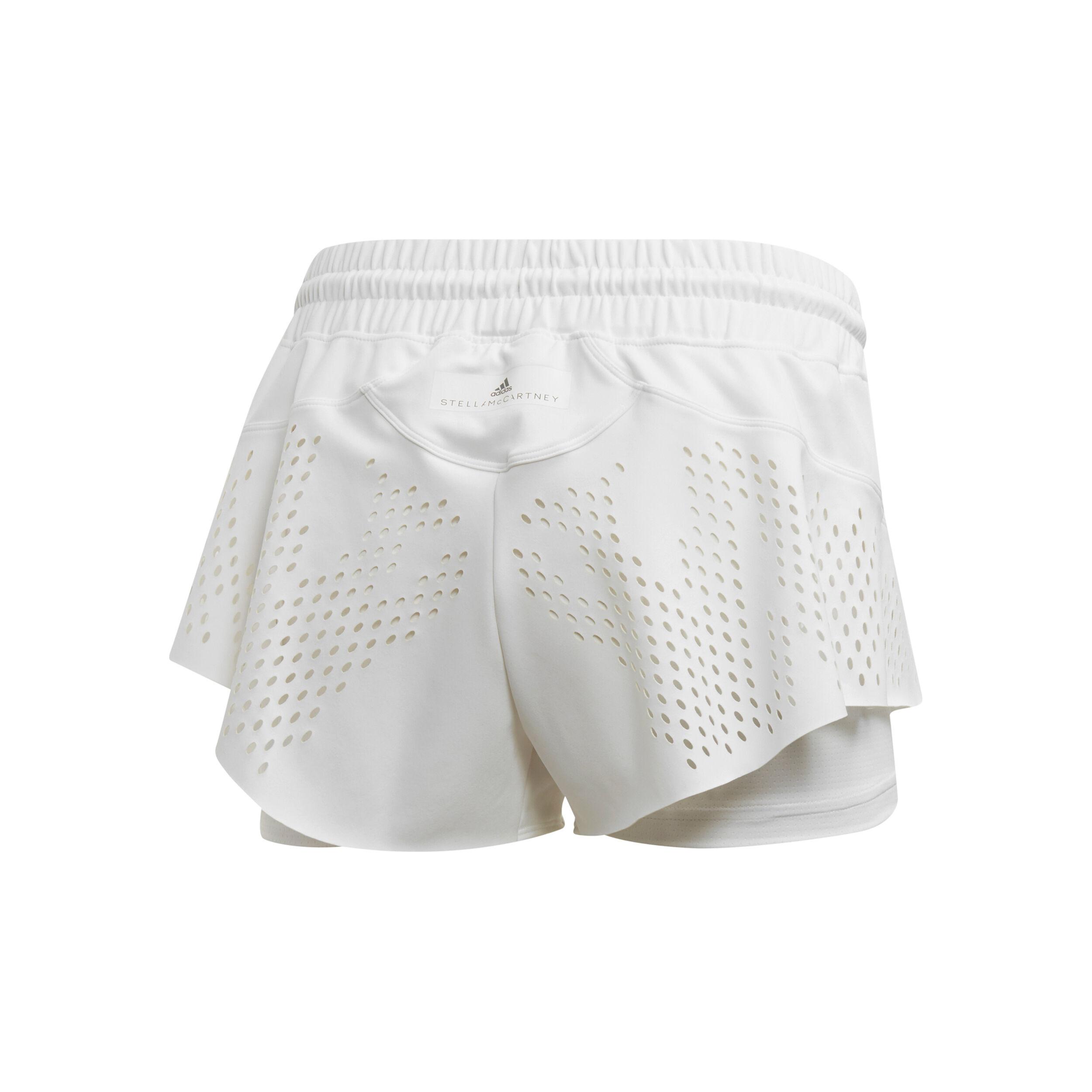 adidas Stella McCartney Shorts Damen Weiß, Schwarz online