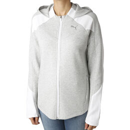 Evostripe Full Zip Hoody Women