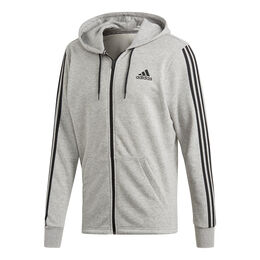 Must Have 3-Stripes French Terry Full-Zip Hoodie Men