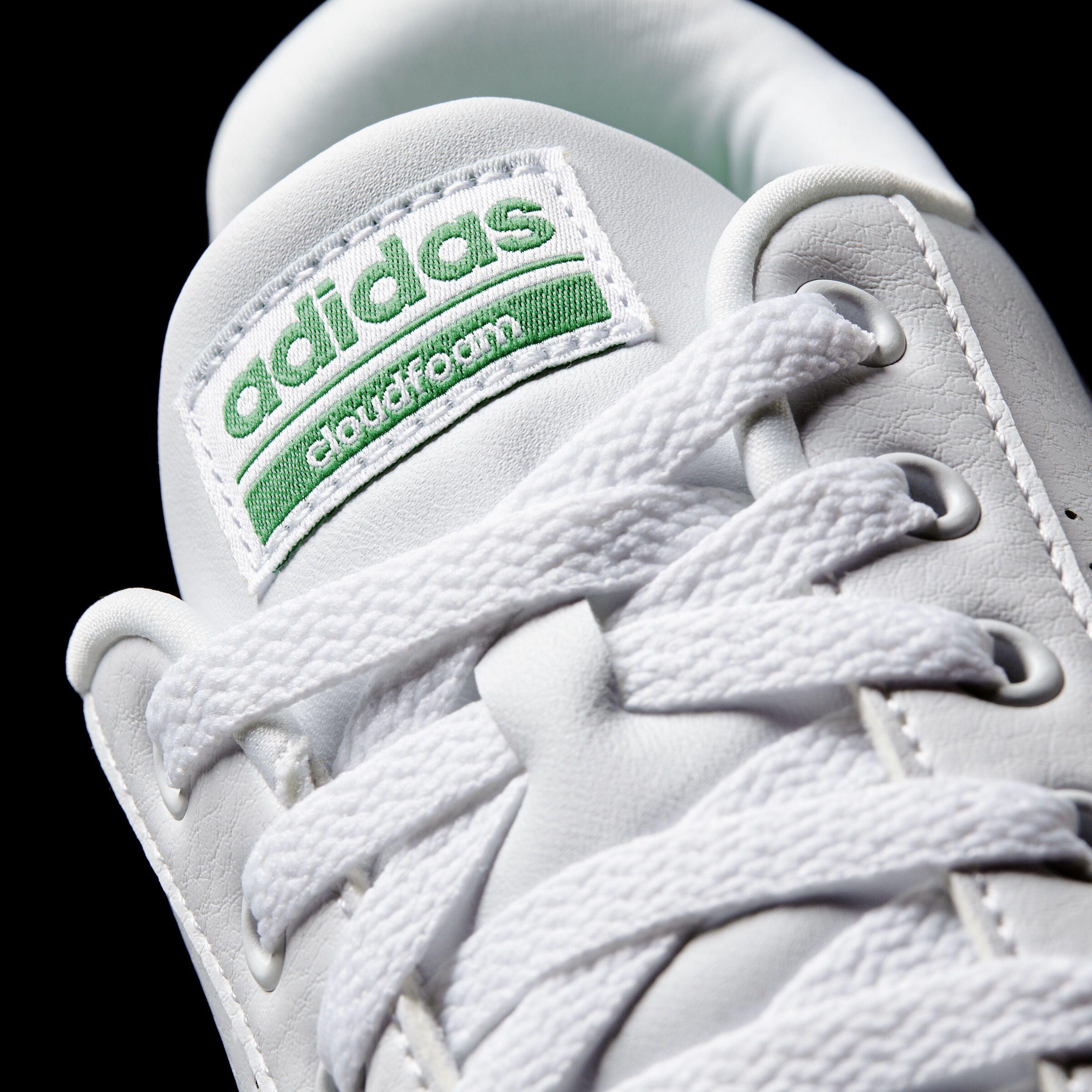 adidas Cloudfoam Advantage Clean Fitnessschuh Herren Weiß
