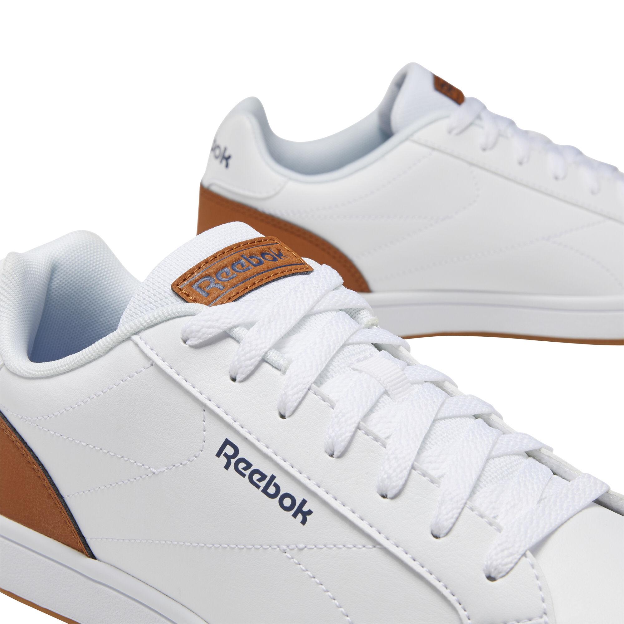Reebok Royal Complete CLN Sneaker Herren Weiß, Braun