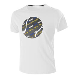 Graphic Ball Tee