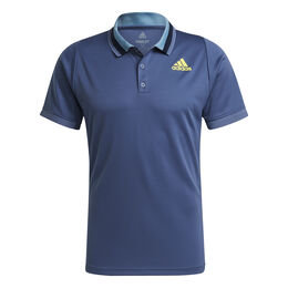 Primeblue Freelift Heather Polo Men