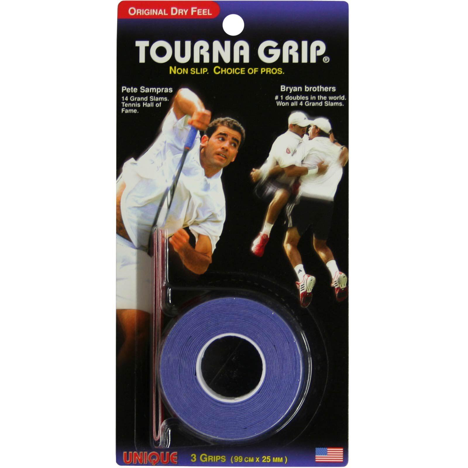 Tourna Grip Standard 3er Pack Blau online kaufen   Tennis