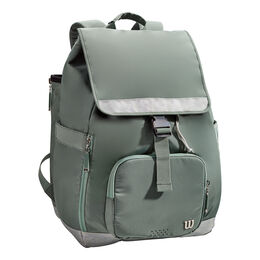 WOMEN'S FOLDOVER BACKPACK green