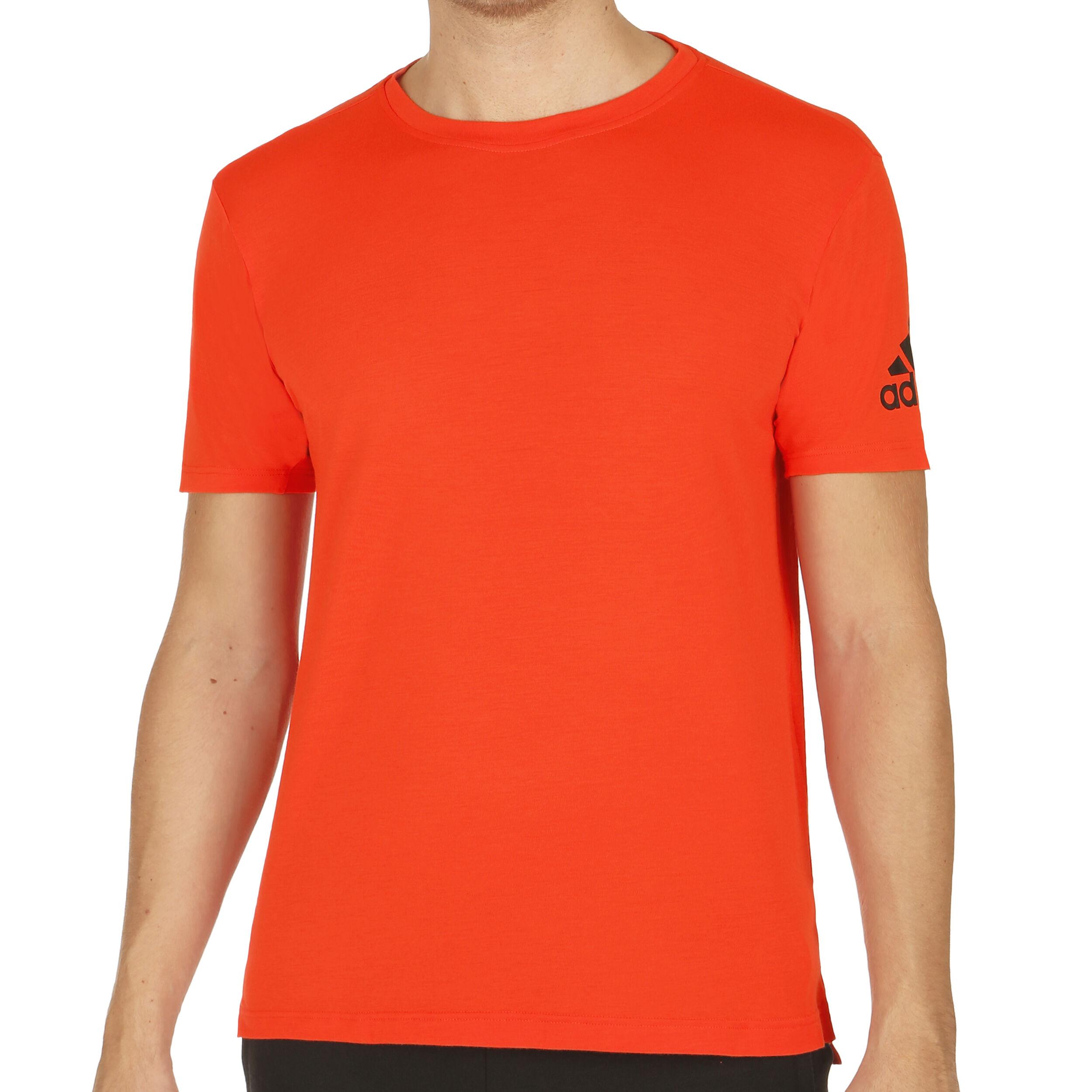 ADIDAS Herren Fitness Shirt FreeLift Prime orange | L
