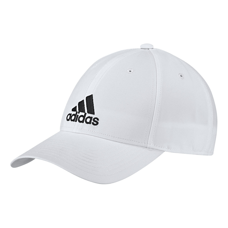 adidas Baseball Cap WeißSchwarz | unisportstore.at
