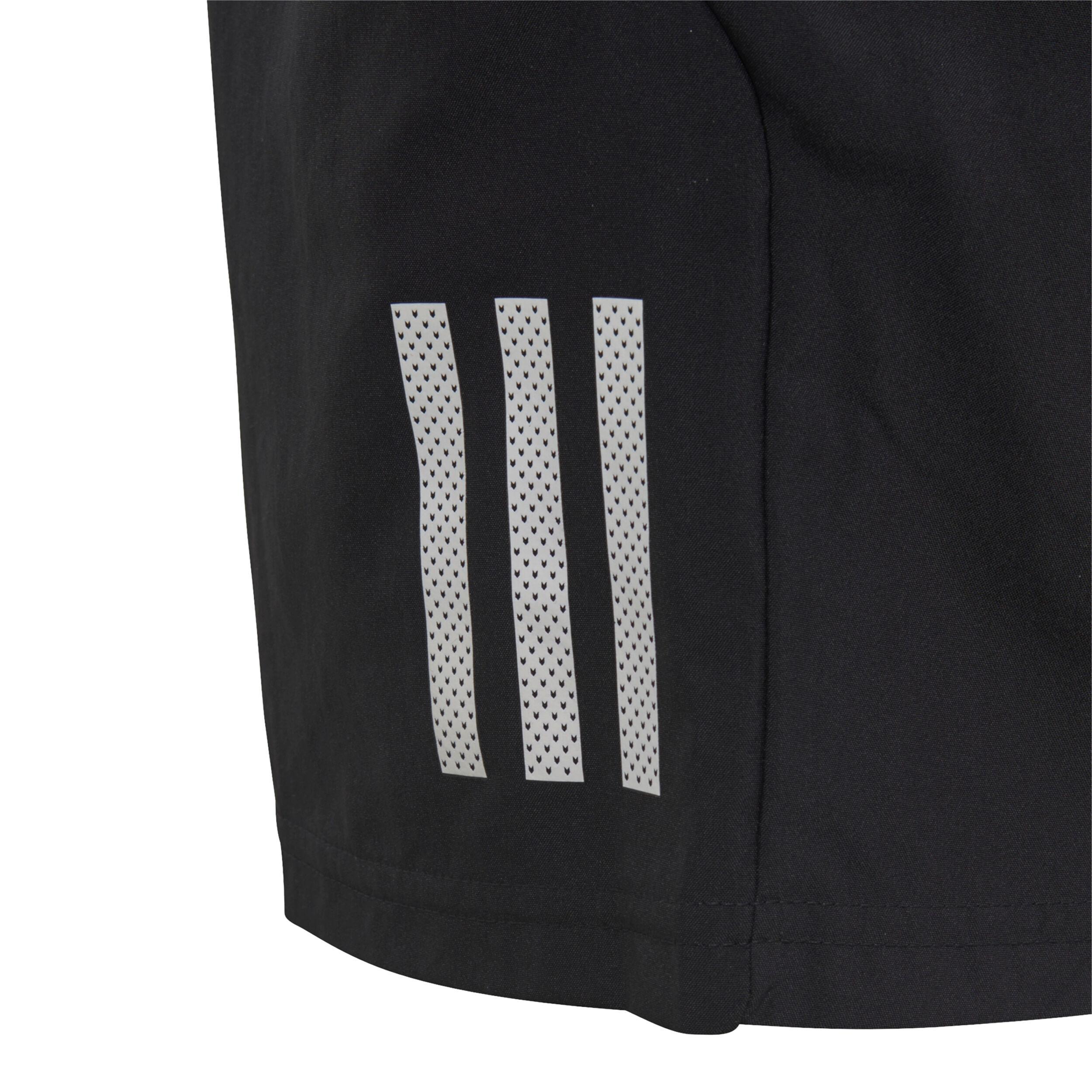 adidas Club 3 Stripes Shorts Jungen Schwarz, Weiß online