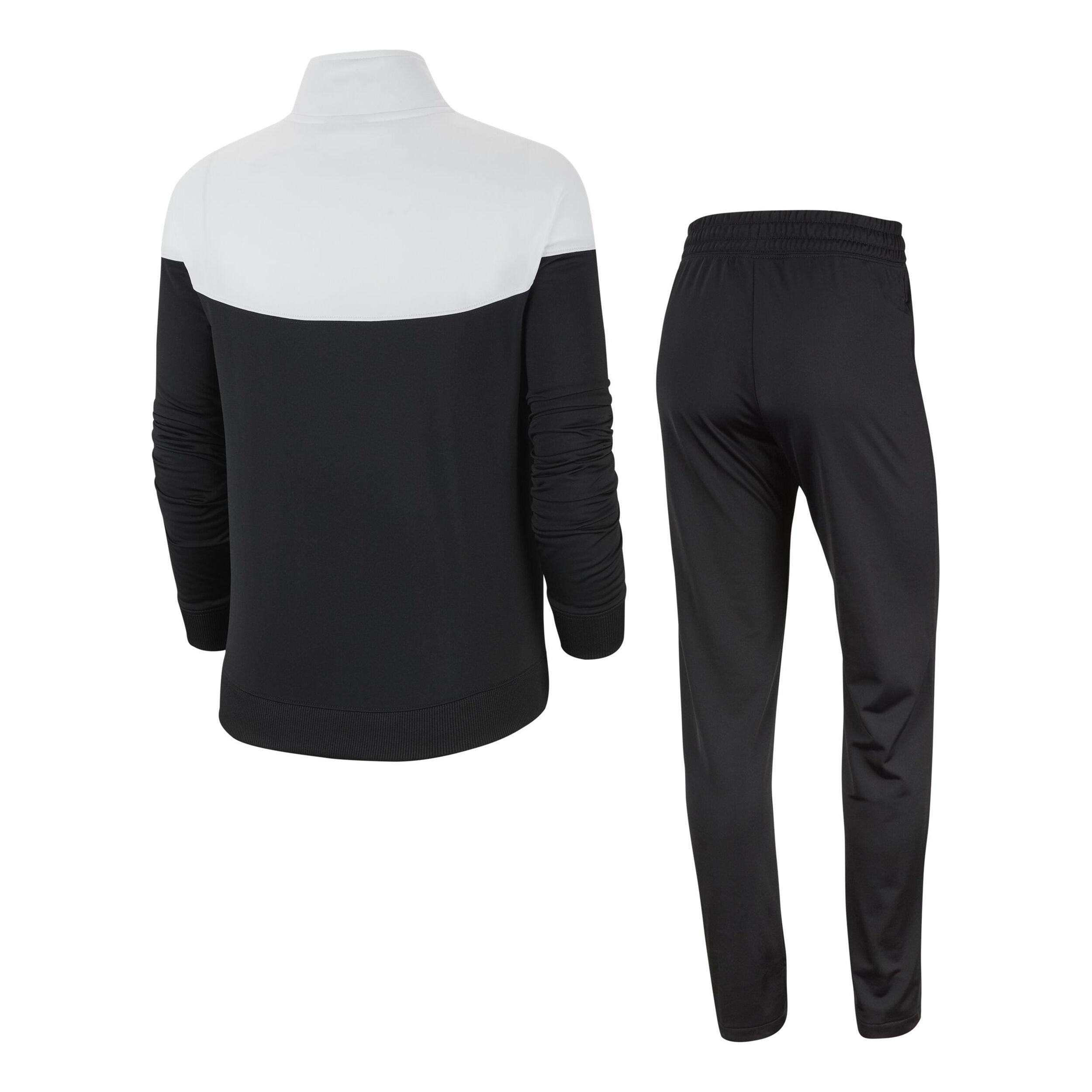 Nike Sportswear Trainingsanzug Damen Schwarz, Weiß
