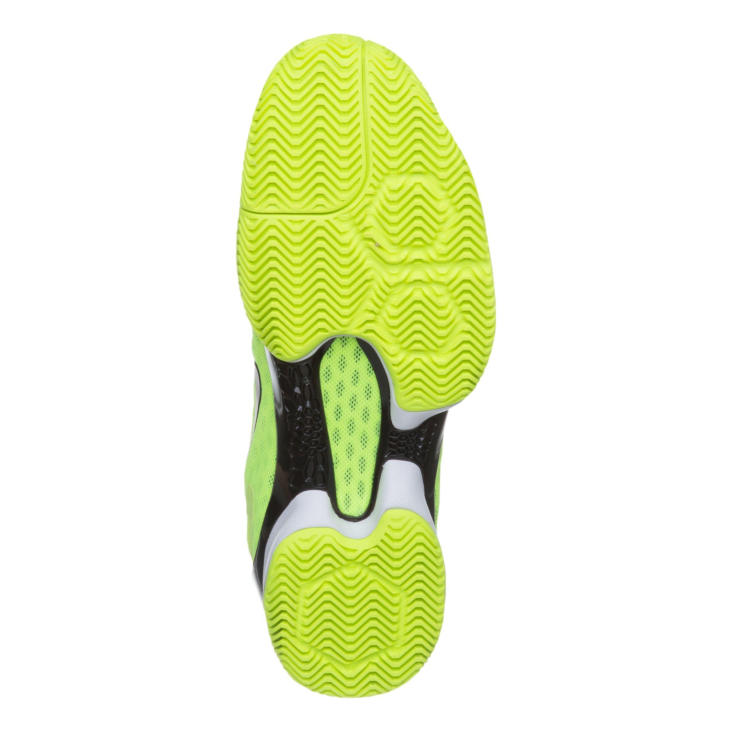 Nike Air Zoom Ultra React Allcourtschuh Exklusiv Herren Neongelb, Schwarz