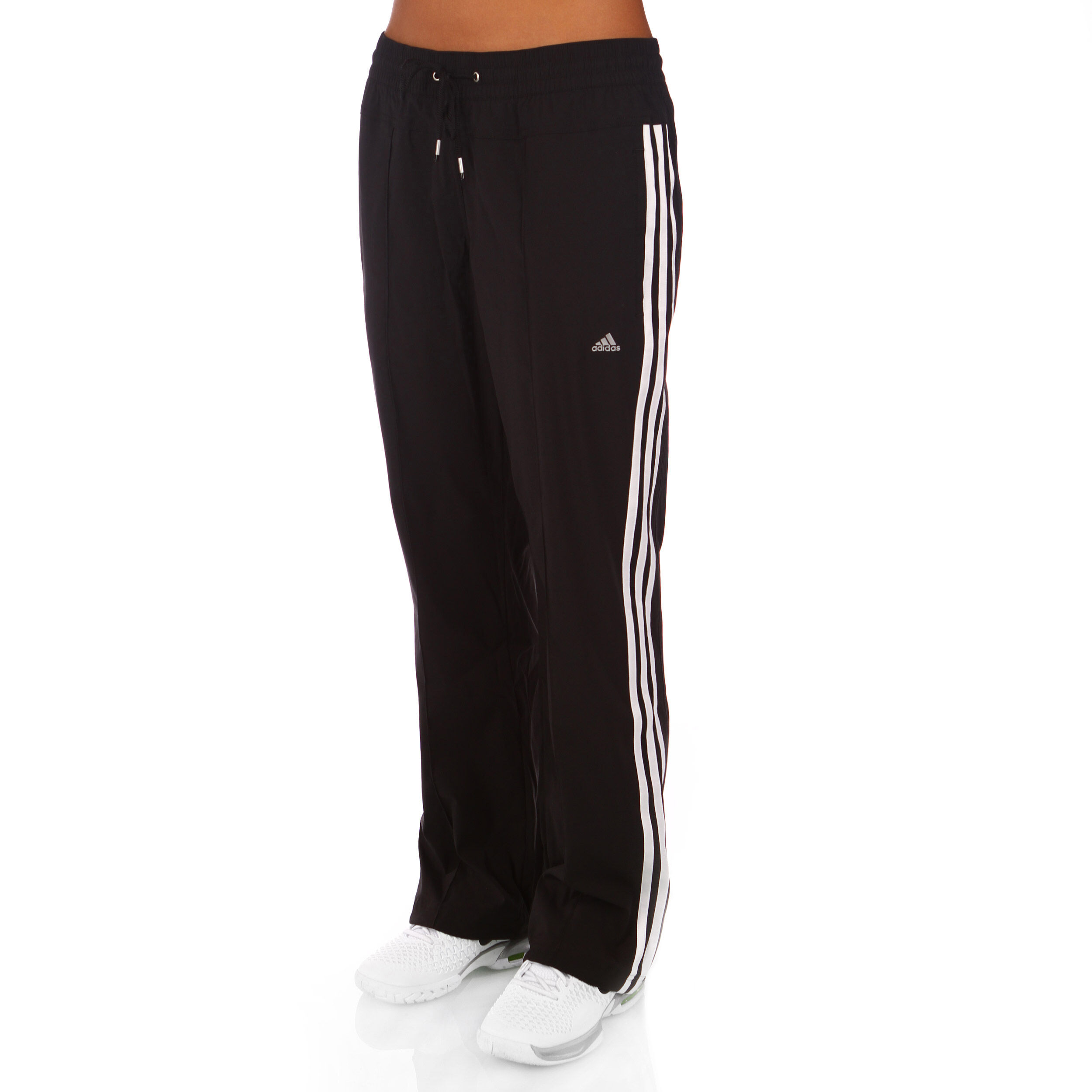 adidas Climacool Training 3Stripes Woven Stretch Pant ...