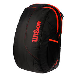Team Backpack black/red