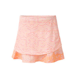 Eyelet Go Ruched Skirt Girls
