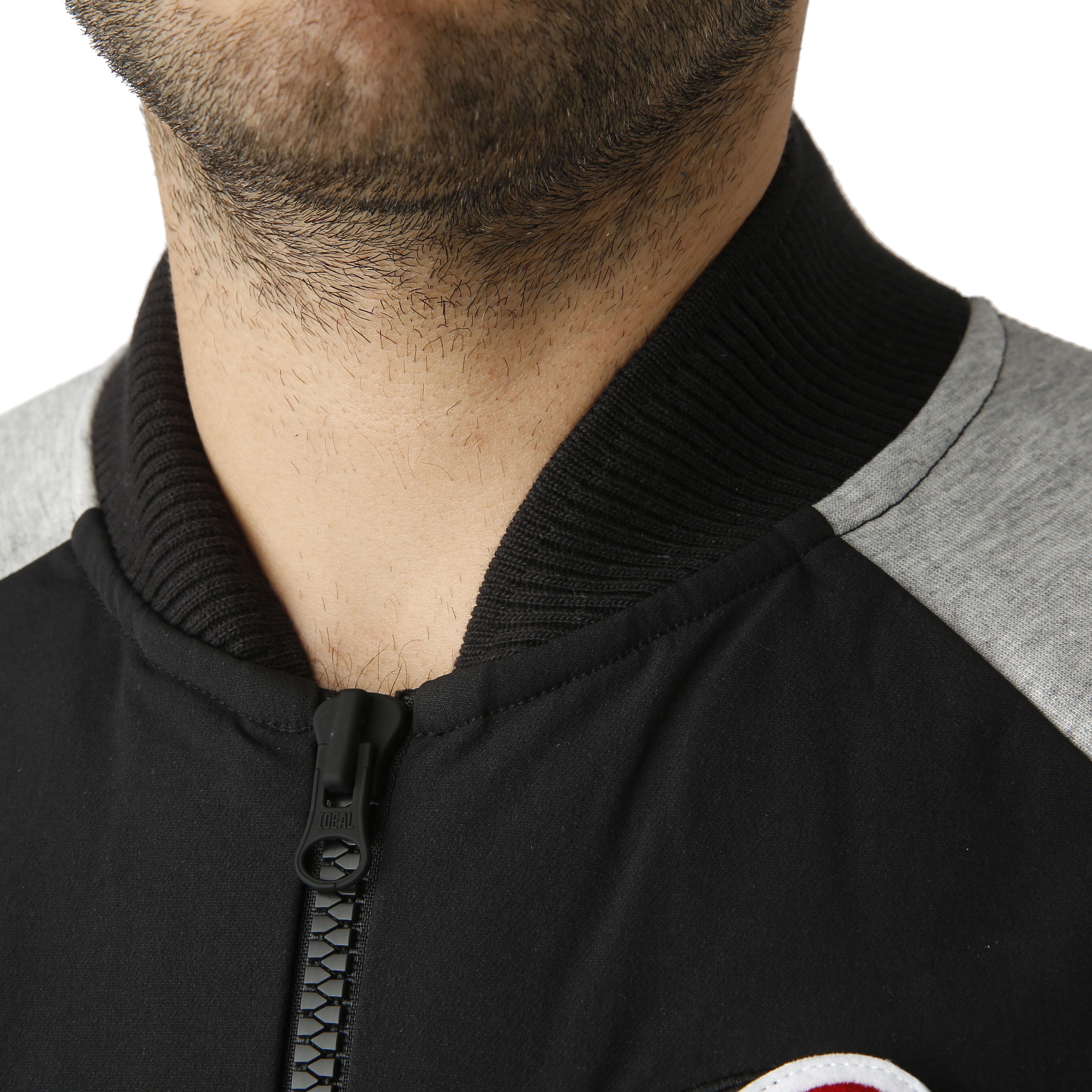 adidas VRCT Trainingsjacke Herren Schwarz, Hellgrau online