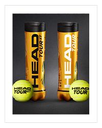 HEAD Tennisbälle