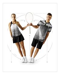 Bidi Badu Tennisbekleidung