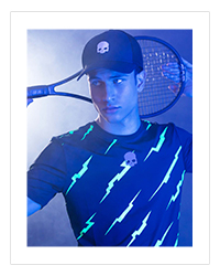 Hydrogen Tennisbekleidung