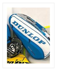 Dunlop Tennistaschen
